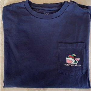 Vineyard Vines Long sleeve cotton shirt